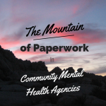 Mountain of Paperwork